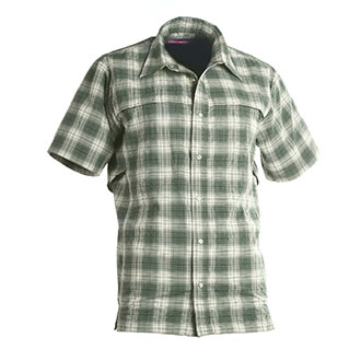 TRU-SPEC 24-7 Series Plaid Camp Shirt