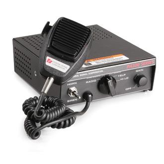 Federal Signal PA300 100 Watt Siren with Tap II