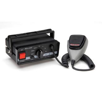 Whelen Engineering Electronic Siren with Scan-Lock Siren Ton