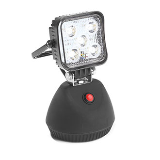 Code 3 Portable Work Light