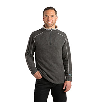Kuhl Europa Quarter Zip Sweater