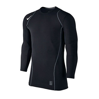 Nike Pro Warm Fitted Crew Shirt