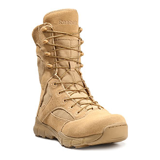"Reebok 8"" Dauntless Lace Up Boot"