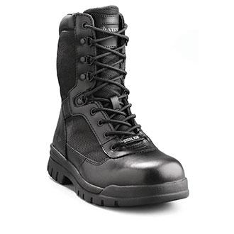 "Bates 8"" Zipper Steel Toe Boot"