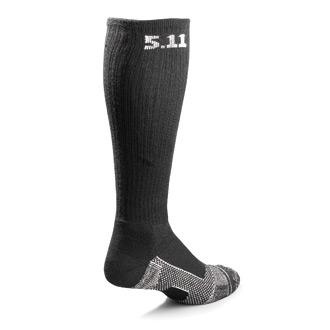 """5.11 Tactical Men's Level I 9"""" Duty Socks"""