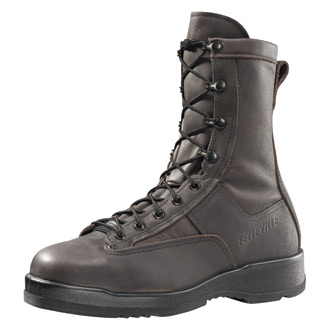 Belleville USN Flight Approved All Leather Steel Toe VANGUAR