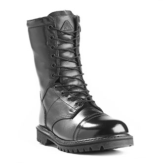 "Rocky 10"" Paratrooper Side Zipper Waterproof Boot"