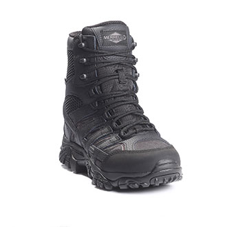 "Merrell Moab 2 Tactical Waterproof Side-Zip 8"" Boot"