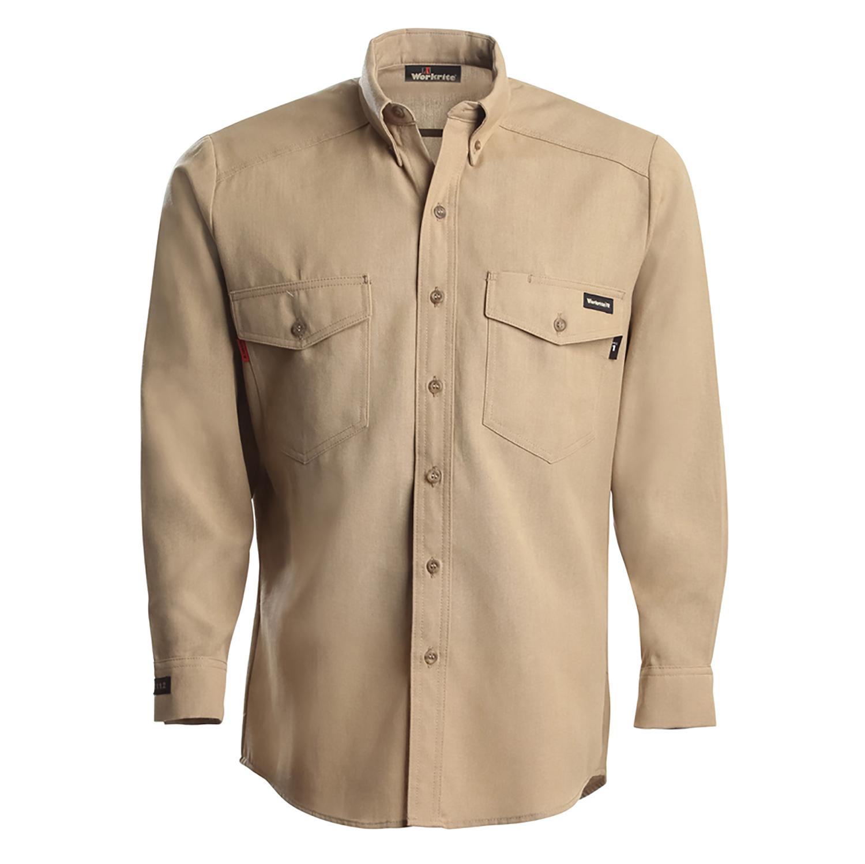 Workrite 4.5 oz. Nomex IIIA Long Sleeve Utility Shirt