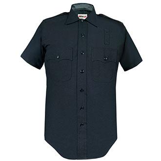 Elbeco LAPD Short Sleeve Shirt 100% Wool