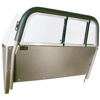 Setina Security Screen with Lexan Lockable Slide Window