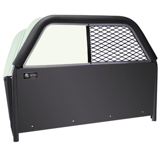 Setina Screen with Plexiglass Shield and Mesh Screen Protect