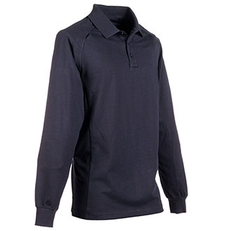 Horace Small New Dimension Long Sleeve Polo