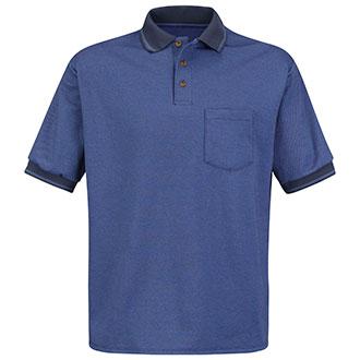 Red Kap Performance Knit Twill Short Sleeve Shirt