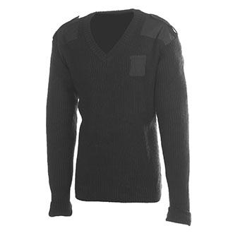 Tact Squad Wool Commando Sweater