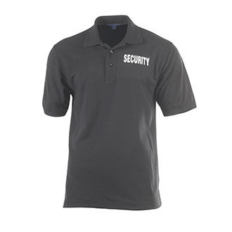 LawPro Security Silk Screened Polo