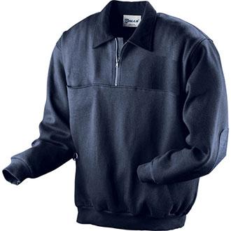 Galls Plain Firefighter Workshirt with Microfleece Collar
