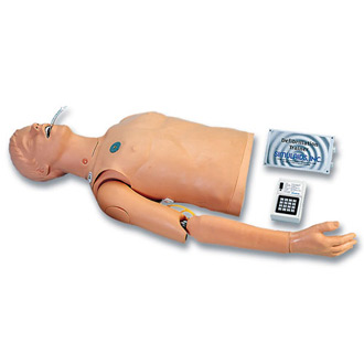 Simulaids Andvanced Life Support Trainer