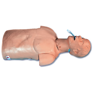Simulaids BLS Trainer with Intubation Head
