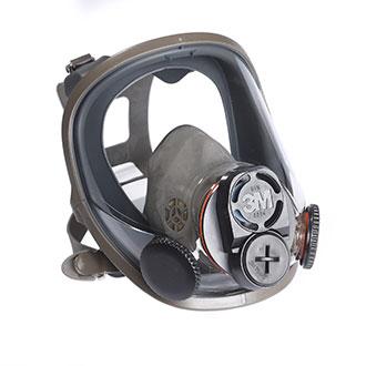 3M Full Facepiece Reusable Respirator 6000DIN Series