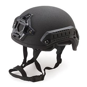3M Combat High Cut Helmet with Rails and NVG Shroud