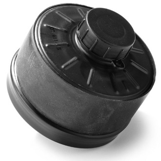 Howard Leight Survivair Opti-Fit Carbon Canister