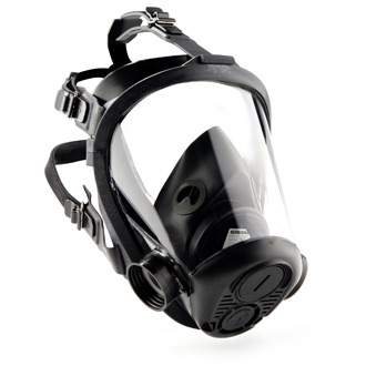 Howard Leight Survivair Opti-Fit Tactical Gas Mask