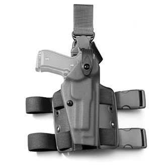 Safariland 6005 SLS Tactical Thigh Holster Quick Release