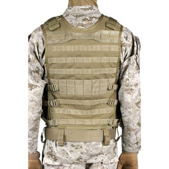 BLACKHAWK! Omega Elite Tactical Vest EOD
