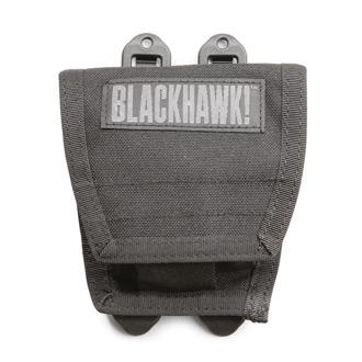 BLACKHAWK! S.T.R.I.K.E. Double Handcuff Case with Speed Clip