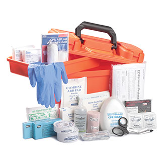 Dyna Med Trunk First Aid Kit