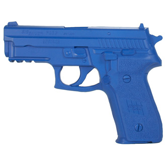 BLUEGUNS SIG P229 with Rails Training Gun