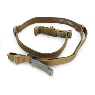 BLUE FORCE GEAR Vickers Combat Application Sling with BFG Ad