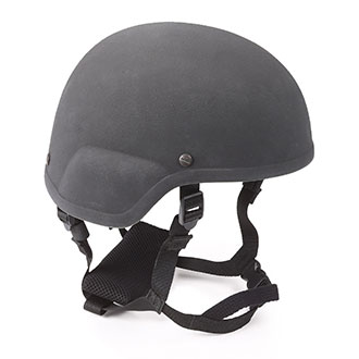 Paraclete PTHIIIA Tactical Helmet with Modular Suspension