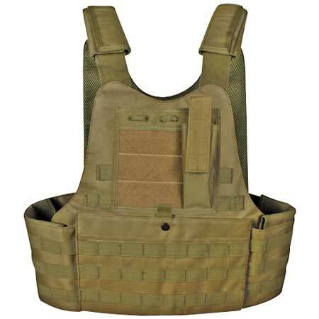 Fox Tactical Vital Plate Carrier Vest