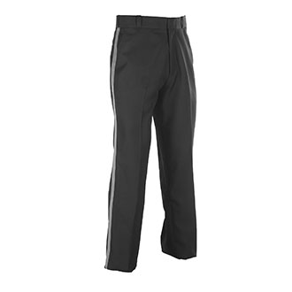 LawPro 100% Polyester Pre-Striped Uniform Trousers