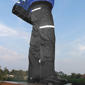 Galls Women's Reflective EMS Trousers