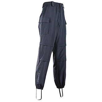 Mocean Tech Zip Off Nylon Bike Pants