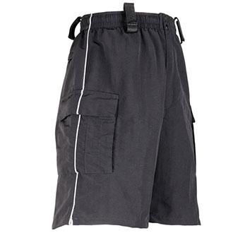 Mocean Tech Nylon Reflective Bike Shorts