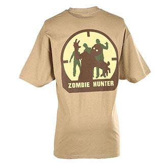 Mil Spec Monkey Zombie Hunter T Shirt