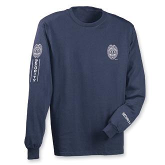 Galls 360 Reflective Long Sleeve T Shirt
