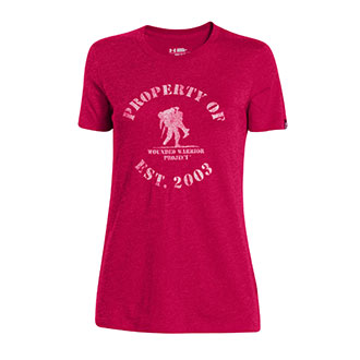 Under Armour Women's Property Of T-Shirt