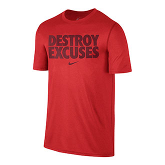 "Nike ""Destroy Excuses"" T-Shirt"