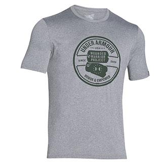 Under Armour Men's WWP Dog Tag Tech Short Sleeve T-Shirt