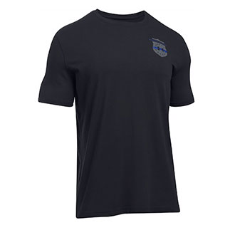 Under Armour Freedom Thin Blue Line 2.0 Graphic T-Shirt