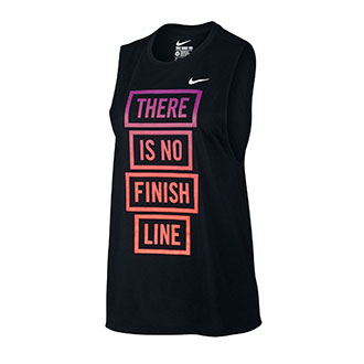 Nike There Is No Finish Line Women's Muscle Tank