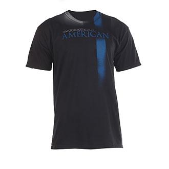 """Ranger Up """"Thin Blue Line"""" T-Shirt"""
