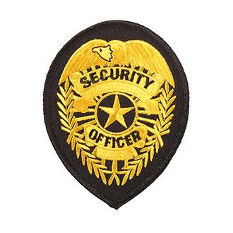 Hero's Pride Security Shield Emblem