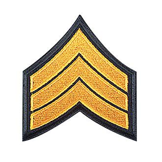 Penn Emblem Standard Sergeant Chevron Emblem