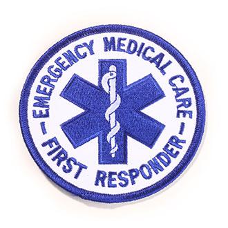 Penn Emblem First Responder Standard Emblem